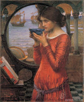 Destiny, by J W Waterhouse - public domain; thanks to jwwaterhouse.com