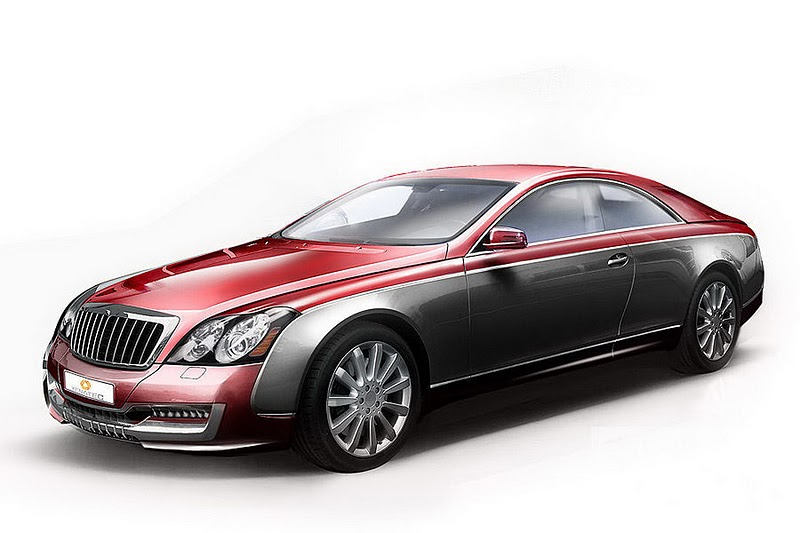 101 New Car Catalog S 2010 Maybach Xenatec Coupe