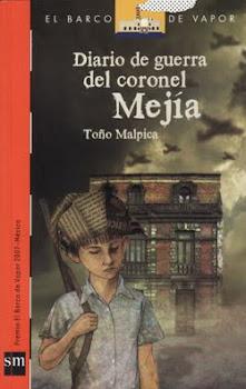 Diario del coronel Mejía
