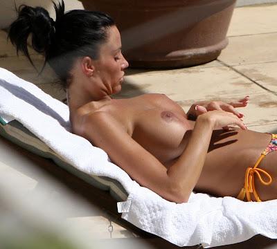 Katie Price new topless photo