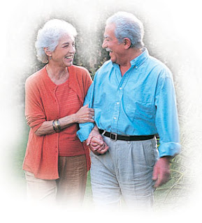 Senior citizens improved health