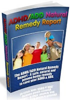 ADHD Natural Remedy report