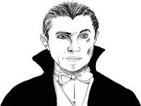 evil dracula sketch