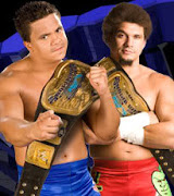 World Tag team Unified champions .
