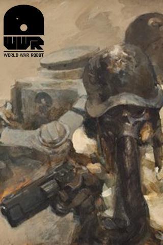Future war stories the world war robot graphic novel sciox Gallery