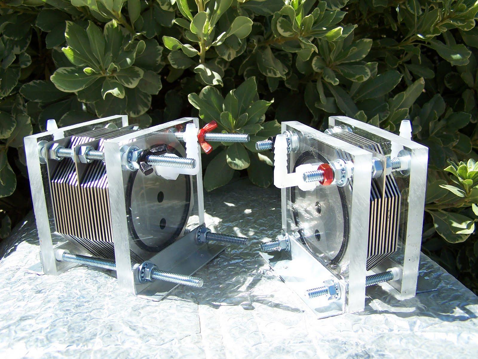 Генератор водорода авто 120