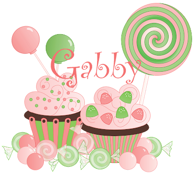 This fun illustration was created for GABBYs Bat Mitzvah. GABBY is a ...