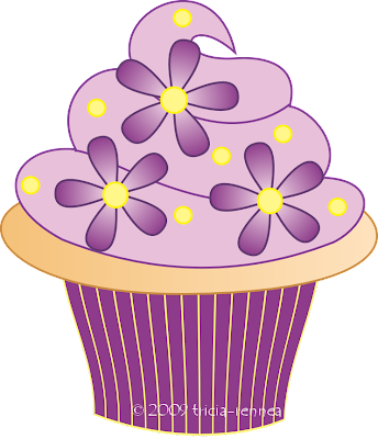 cup cake clipart
