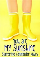 My Sunshine Award