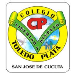 ESCUDO COLEGIO TOLEDO PLATA