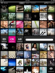 Getty Images for iPad
