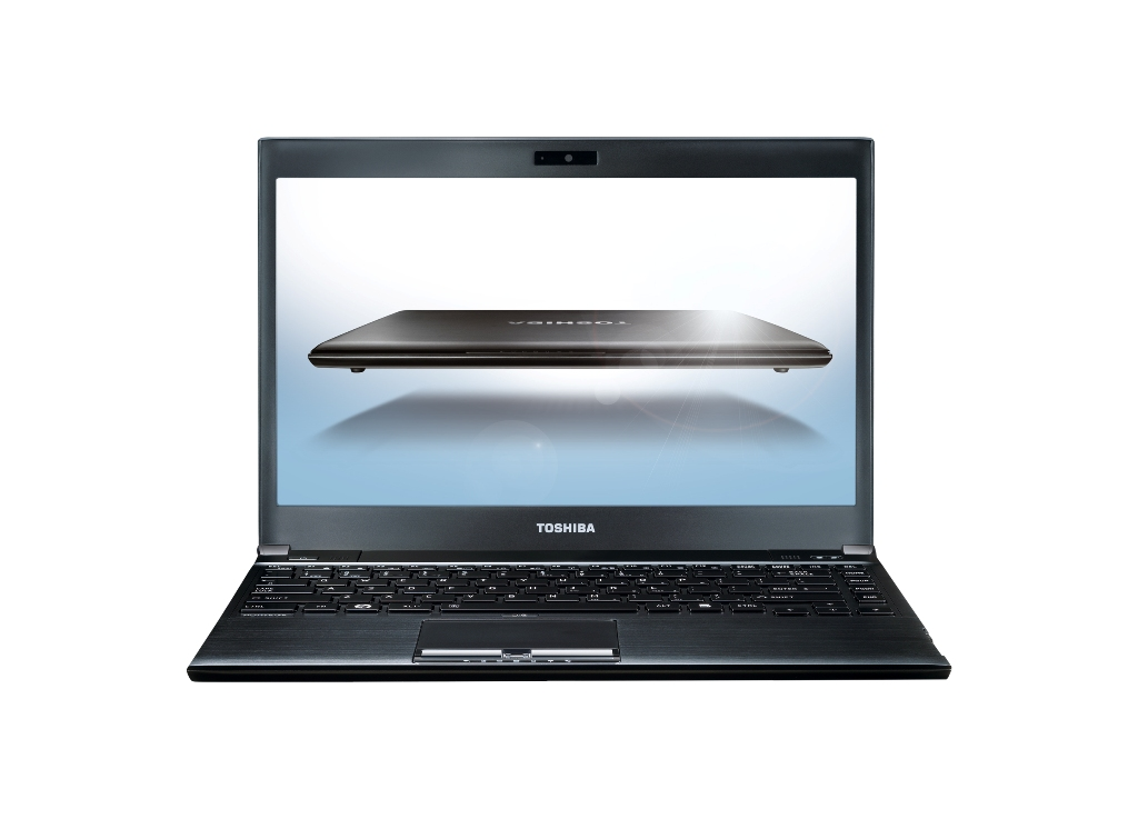 Toshiba's Ultraportable Full-Performance Portégé R700 Laptop