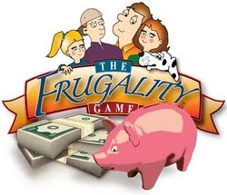 The Frugality Game - An Adventure That Will Change Your Life