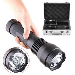 24W Powerful HID Xenon Flashlight
