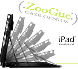 V2 iPad Case Genius