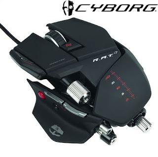 Saitek Cyborg rat74501