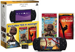 The biggest little PSP-3000 bundle yet