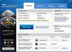 Popular Computer Performance Software SpeedUpMyPC 2011