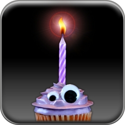 iKandl™ a Fun Birthday App for iPhone iPod touch and iPad