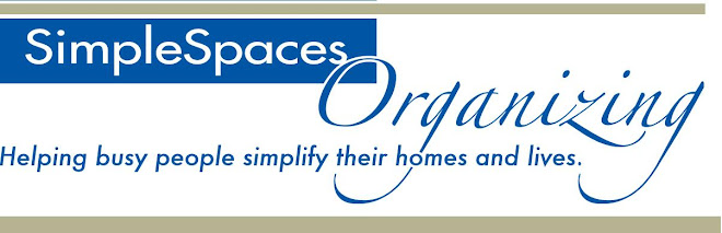 SimpleSpaces Organizing