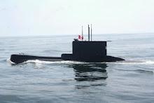 Submarino T-209 peruano
