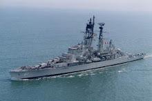 "Crucero misilero BAP "" GRAU """