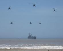 Helicopteros de la marina