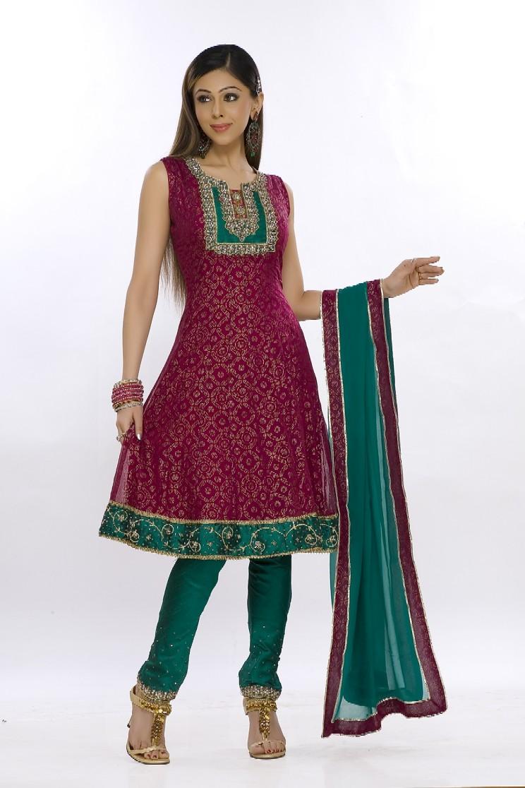 New Churidar Dress Designs