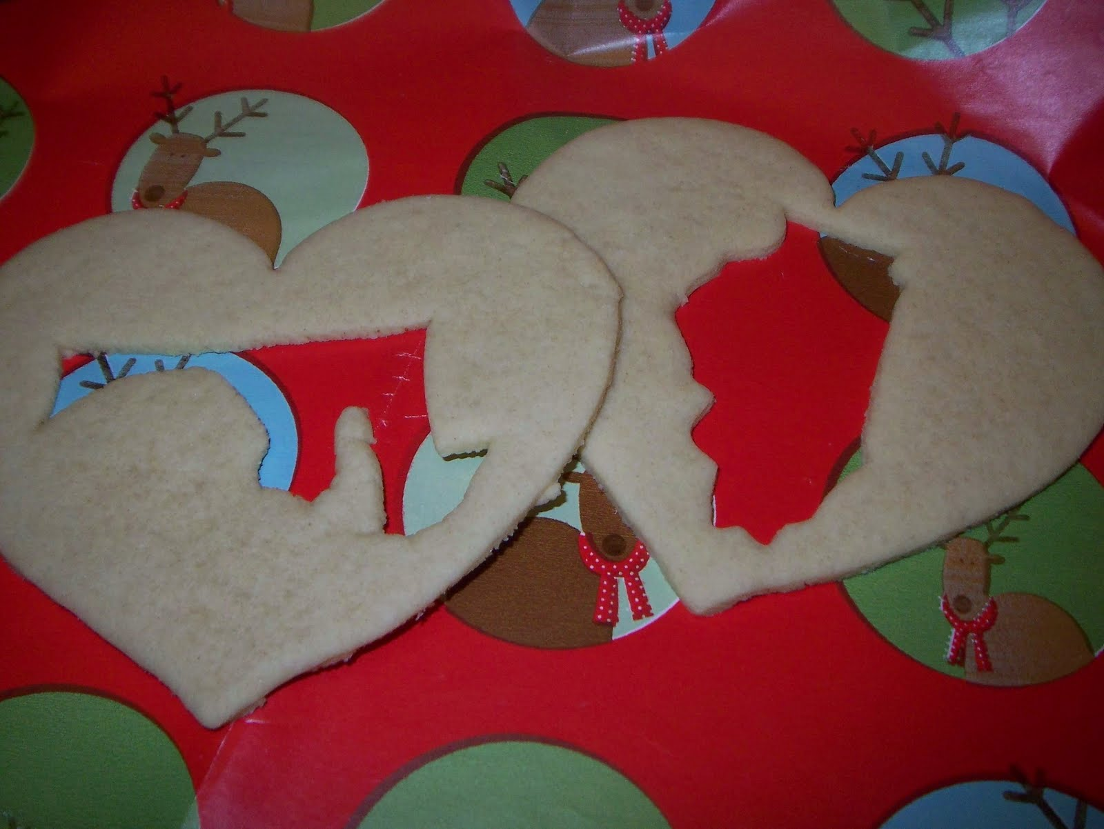 Paper thin sugar cookies recipe