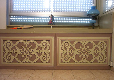 Adriano scodeller pintura decorativa - Tecnicas de restauracion de muebles ...