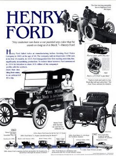 Indeed When Henry Ford Designed The Model T It Was His Expectation That Ethanol Made From Renewable Biological Materials