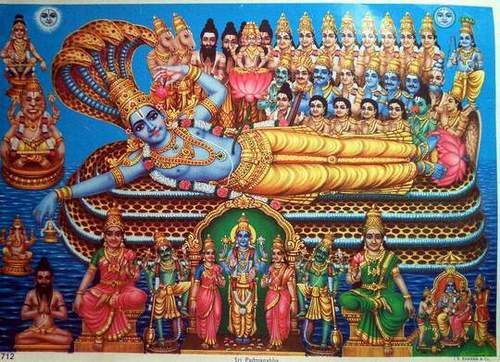 hindu god myths and related songs: g o d s  o f  i n d i a