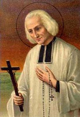 El santo de hoy...Juan María Vianney, Santo  Juan_Vianey-1grande