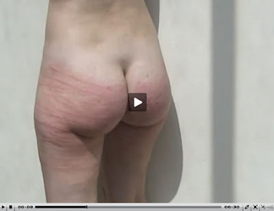 Amateur Caning Video