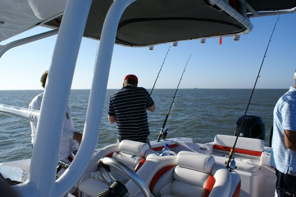 Galveston deep sea fishing april 2010 for Galveston deep sea fishing charters