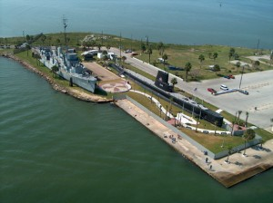 Galveston vacations galveston texas vacation plans for Seawolf park fishing report