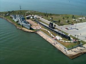Galveston vacations galveston texas vacation plans for Galveston fishing report seawolf park