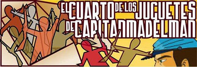 EL CUARTO DE LOS JUGUETES DE CAPITANMADELMAN