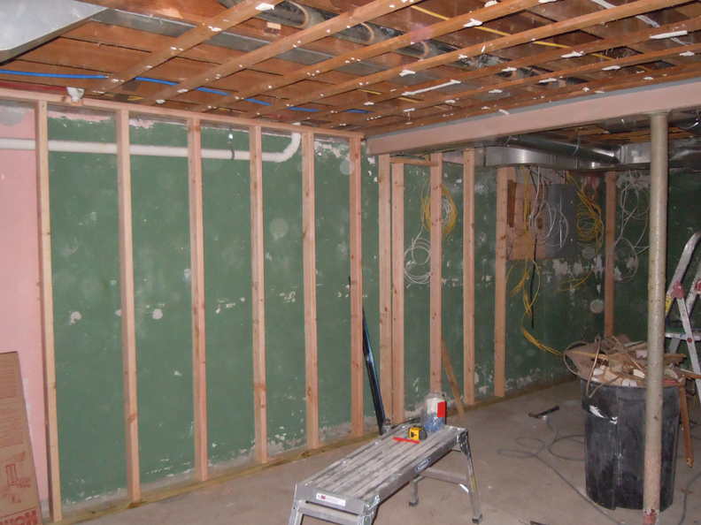 Amazing Framing Out Basement Walls 792 x 594 · 396 kB · jpeg & Basement: Basement Framing