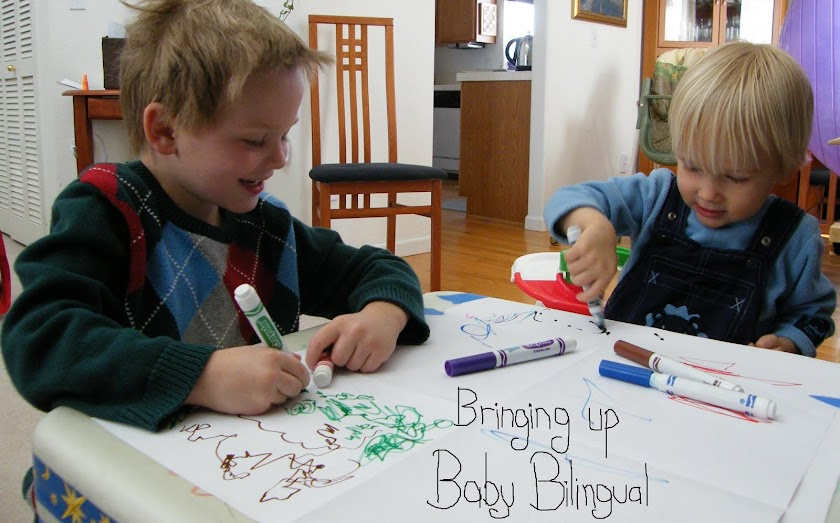 Bringing up Baby Bilingual