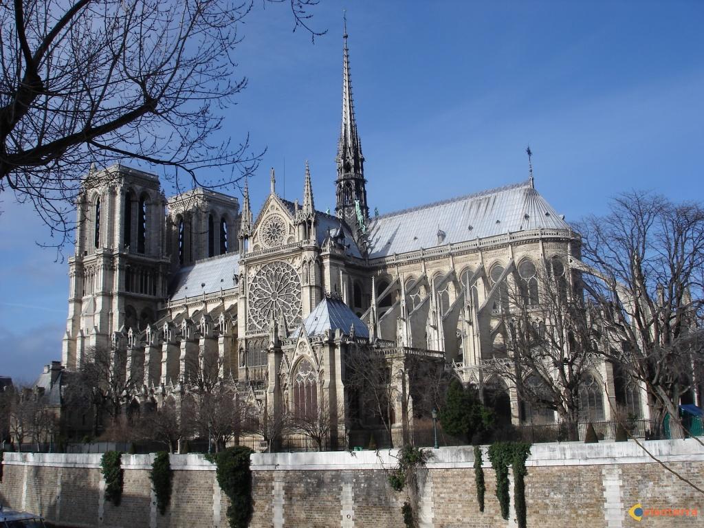 Miles Stenger On Notre Dame De Paris