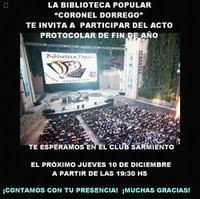 Acto Protocolar 2009