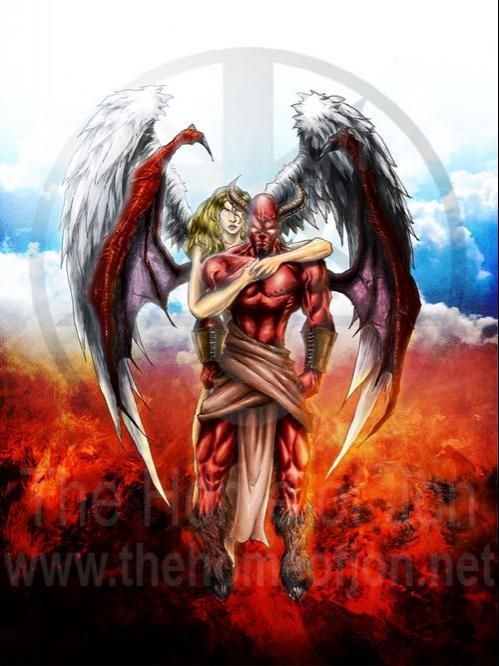 demons vs angels