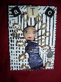 ATC Art Doll
