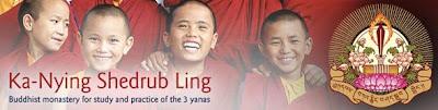 האתר של המנזר קא-נינג