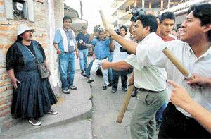 Resultado de imagen para bolivia CONDENA ACCIONES VIOLENTAS DE LA OPOSICIÓN paro civico