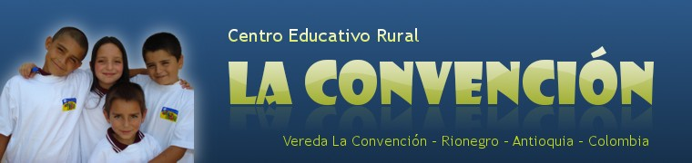 CENTRO EDUCATIVO RURAL LA CONVENCION