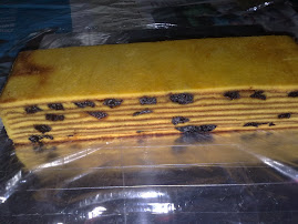 Prune layer cake