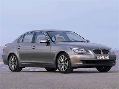 Bmw 5 Series. BMW 5 Series Speed Luxury