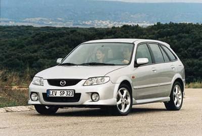 Mazda 323 2.0 sport